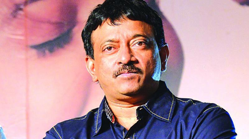 Ram Gopal Varma Ram Gopal Varma decides to go digital now