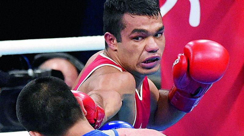 Olympics: Vikas ousted as Indian boxers sign off without medal