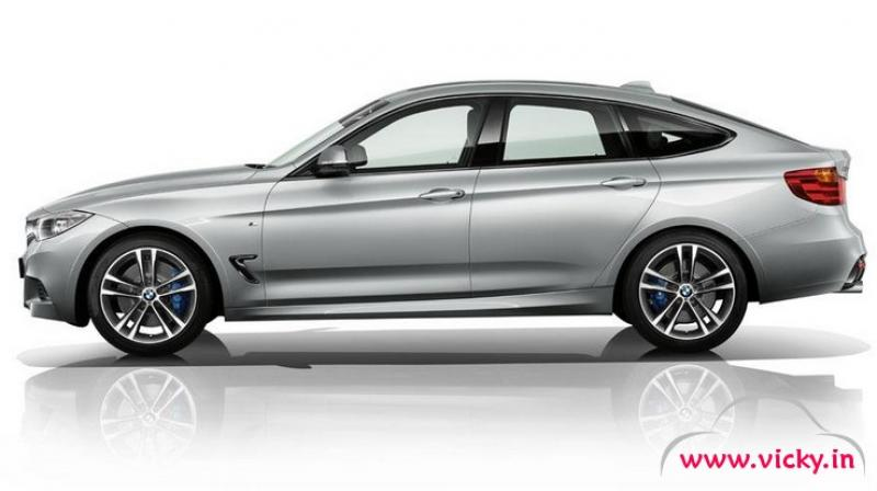 BMW 3 Series GT launch likely on October 19