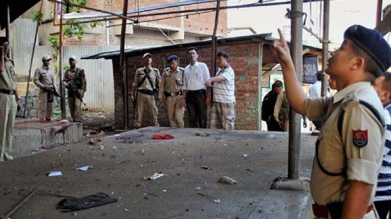 Another bomb explodes in Manipur