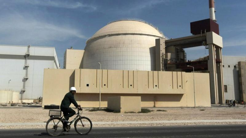 Washington-based Institute for Science and International Security published a report on Thursday, stating the United States and its negotiating partners agreed in secret to allow Iran to evade some restrictions in last year's landmark nuclear agreement. (Photo: AP/Representational)