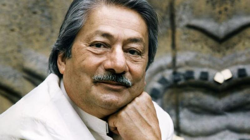 saeed jaffrey actor
