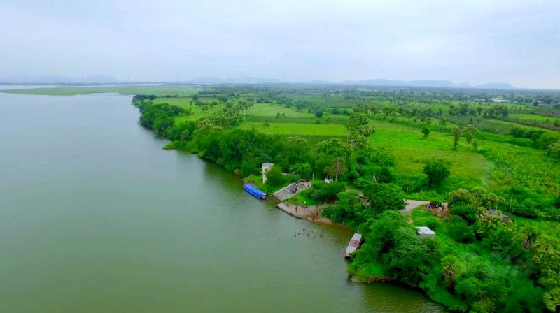 Telangana seeks temporary allotments of Krishna river water