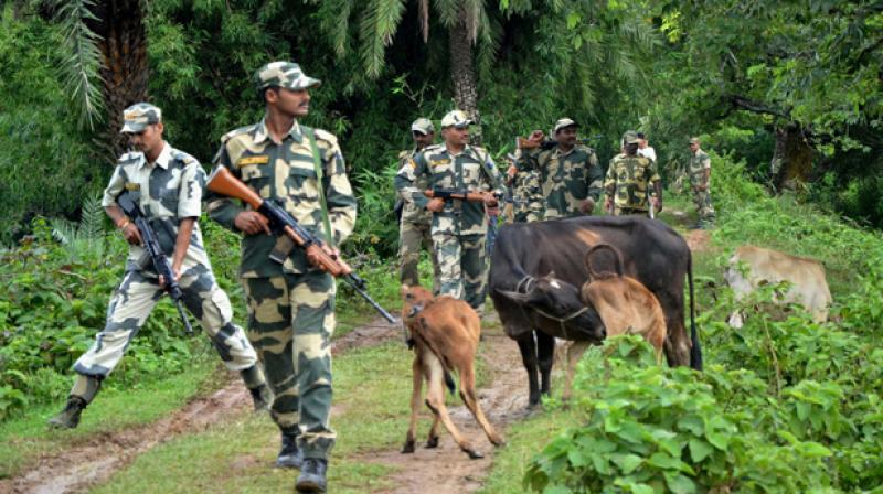 Two BSF personnel, one militant killed in Macchil encounter