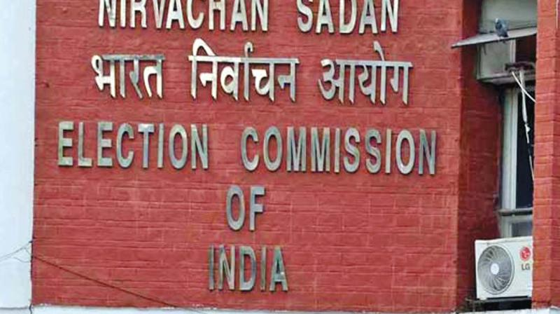 election commidion of india The election for the post of vice-president will be held on august 5, the election  commission of india said today chief election commissioner.
