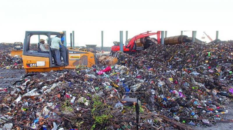 thesis on solid waste management Published by experts share your essayscom is the home of thousands of essays published by essay on solid waste – causes, effects and solid waste management.