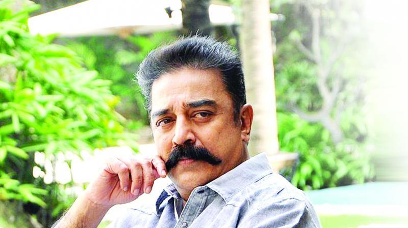 Actor Kamalahasan Tweeted Aginst TamilNadu Chief Minister