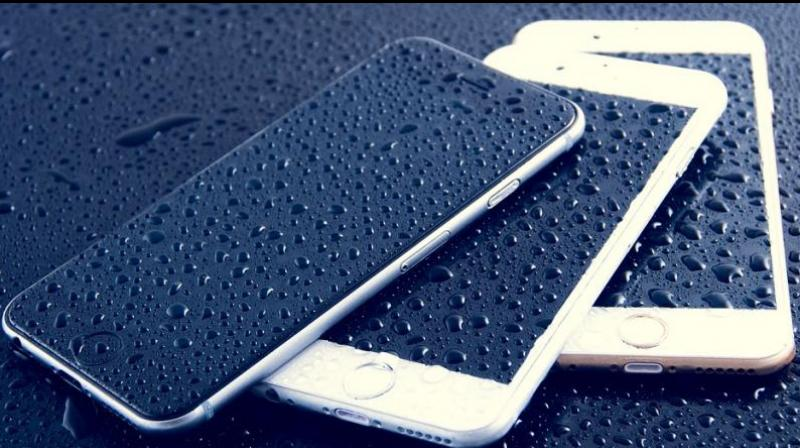 Smartphones may lose half their initial value in a month's time. (Representational image)