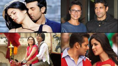 The film sets may have brought many couples like Ranbir Kapoor-Katrina Kaif, Shahid Kapoor-Kareena Kapoor, Salman Khan-Katrina Kaif together, but it also witnessed their break ups. We take a look at celebrity power couples, who broke up soon after working together.