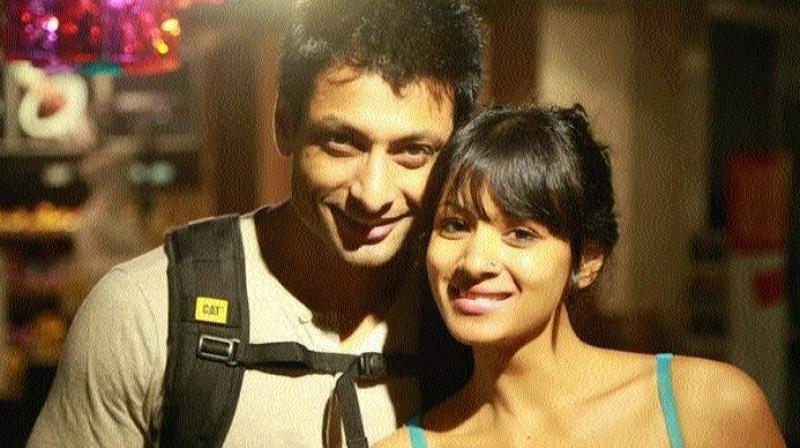 Barkha Bisht,Indraneil Sengupta,tv,actor,Naamkaran,off screen,pictures,pics,images,photos,hd,asha,husband,