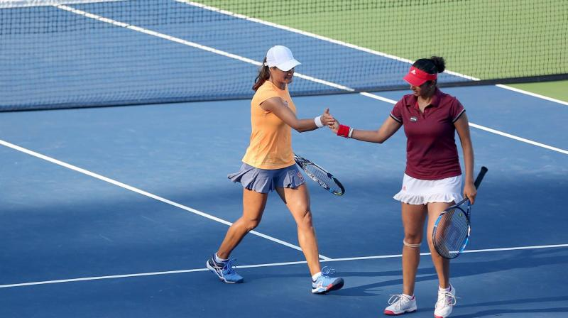 Monica Niculescu Credits Sania Mirza with US Open Rd 1 Win