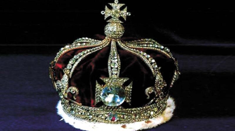 The Kohinoor diamond. (Photo: File/AFP)