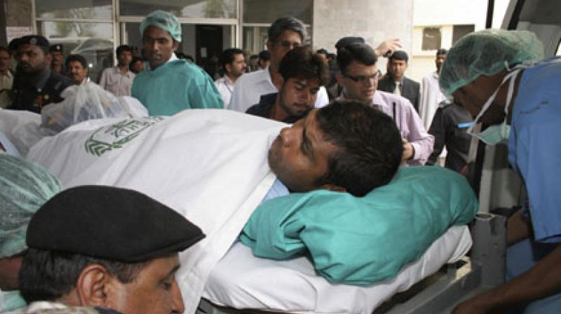 Militants Killed In Shoot-out With Pakistani Police