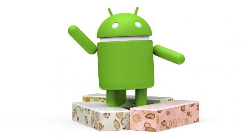 Android version 7.0, Nougat