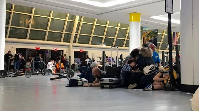 Reports of shots fired at JFK airport unfounded