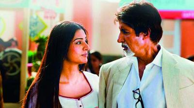 Tabu and Amitabh will share screen space again for the first time after Cheeni Kum.