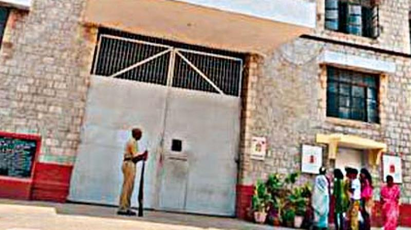 Hiding in supplies truck, prisoner flees from Parappana Agrahara jail