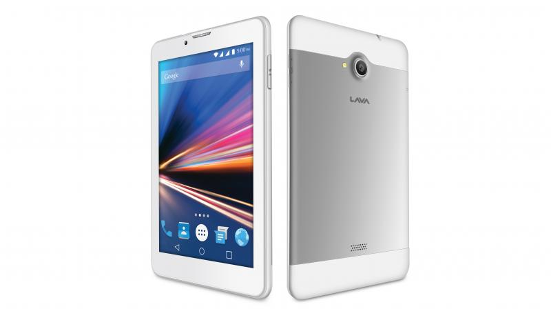 Lava launches ivory s 4g tablet features specifications for Lava ivory s tablet