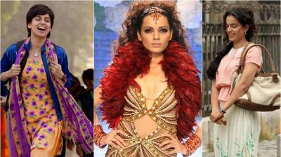 Kangana Ranaut says she is happy to have carved an unconventional career path in Bollywood as she completes 10 years in the industry today.