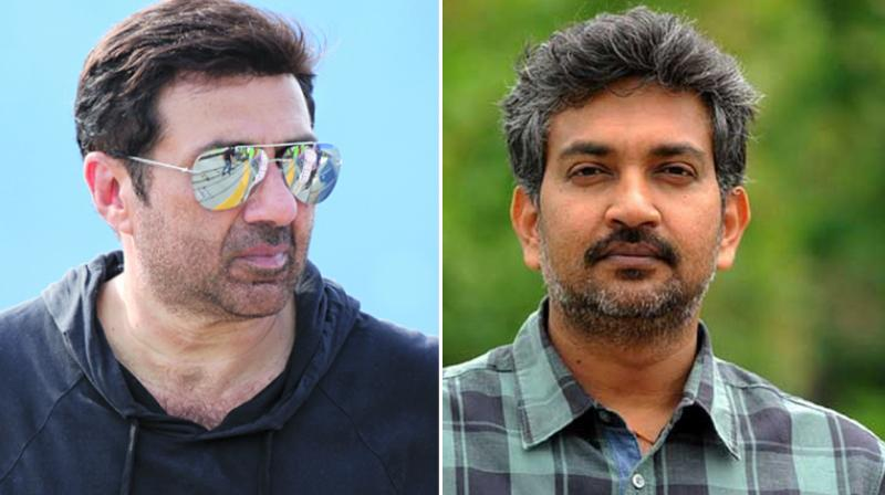 Sunny Deol, who was last seen in the film 'Ghayal Once Again' has collaborated with SS Rajamouli for his next.