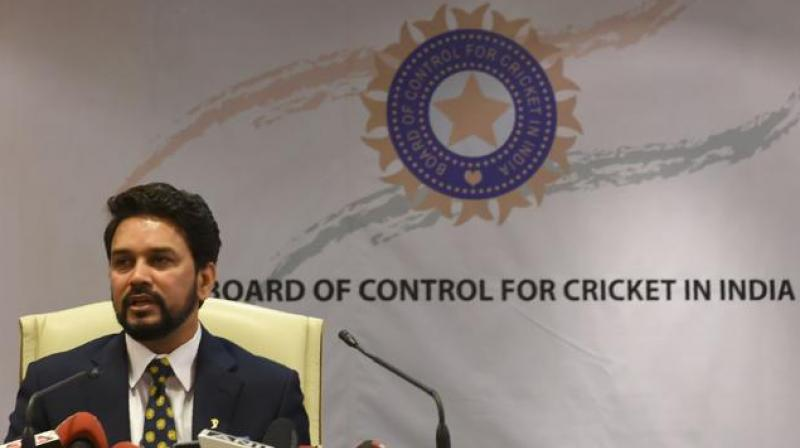 As BCCI president, Manohar left a sinking ship: Thakur