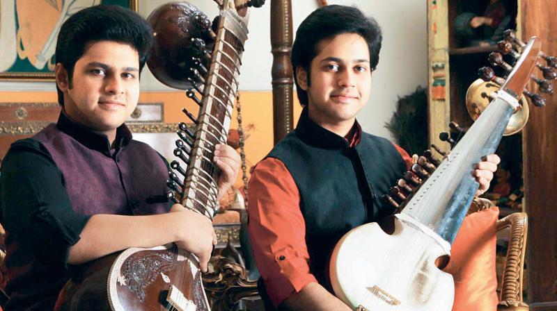 Lakshay and Aayush Mohan Gupta