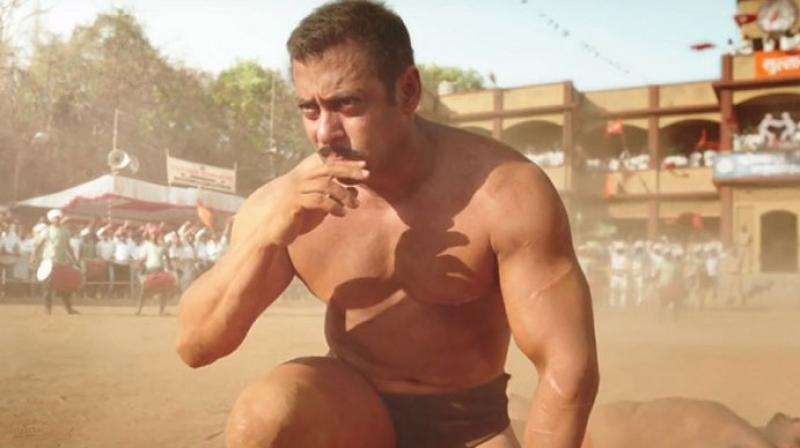 Sultan 4th Day Box Office Collection, Four (4) Days Collection