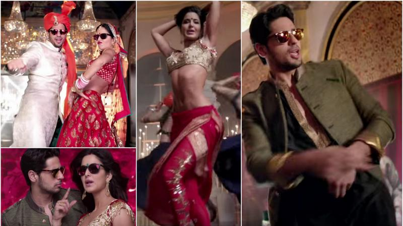 Sidharth and Katrina have their Desi Swag on in
