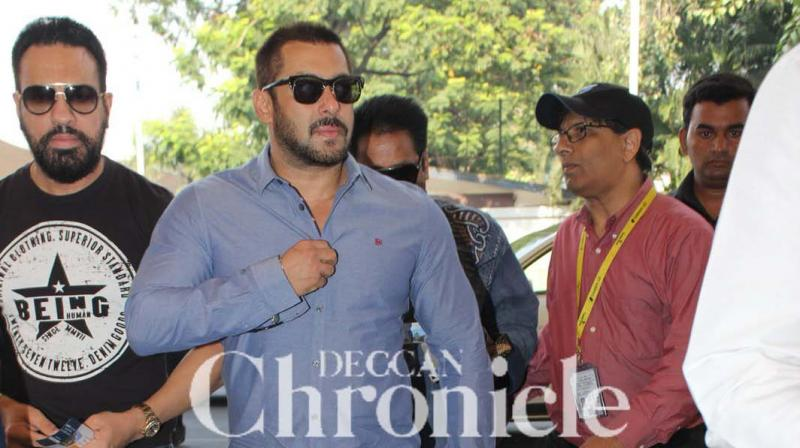 Will Salman Khan replace Saif Ali Khan in 'Race 3'?