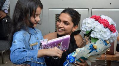 Deepika Padukone, who is one of the leading stars of Bollywood, has a huge fan following across the world. (Photo: Viral Bhayani)