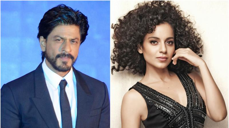 Kangana Ranaut confirms her next with SLB opposite Shah Rukh Khan
