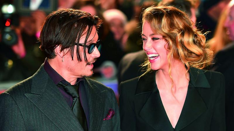 Amber Heard, Johnny Depp: Actress slams ex husband for honouring settlement agreements