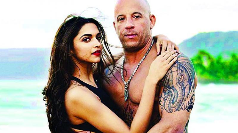 Vin Diesel made sure I was comfortable: Deepika Padukone