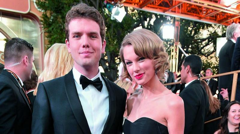 Taylor Swift's Brother Austin Swift to Make Acting Debut Alongside Pierce Brosnan