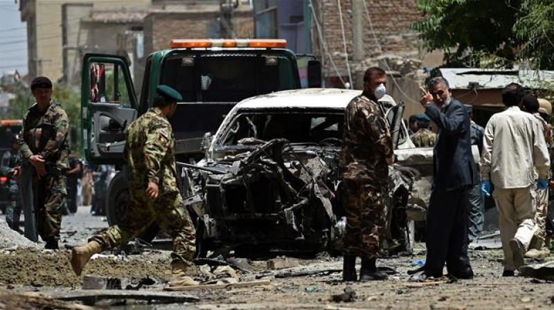 Afghanistan: Taliban Enter Helmand Province Capital In Large-Scale Attack