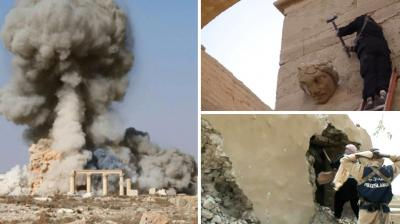 From Mali to Afghanistan, Syria and Iraq, IS fighters have regularly turned their sights on priceless vestiges of peoples' cultural heritage.