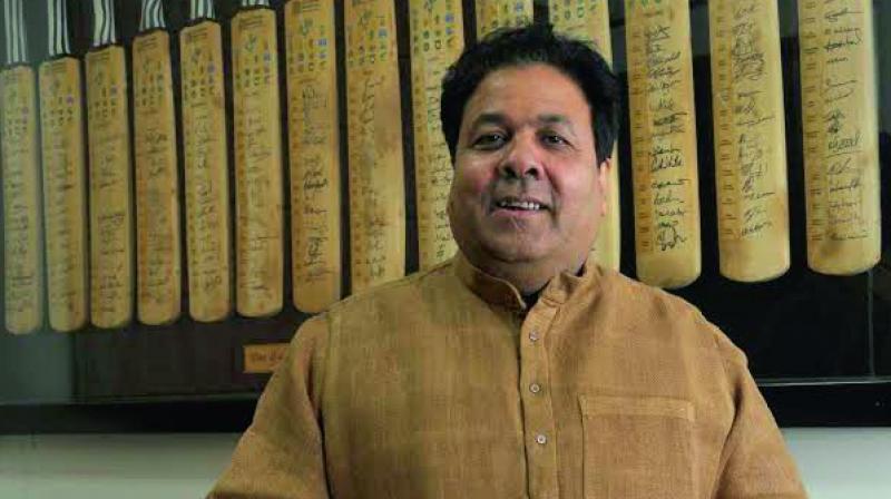 I don't mind IPL being a punching bag :    IPL chairman, Rajeev Shukla