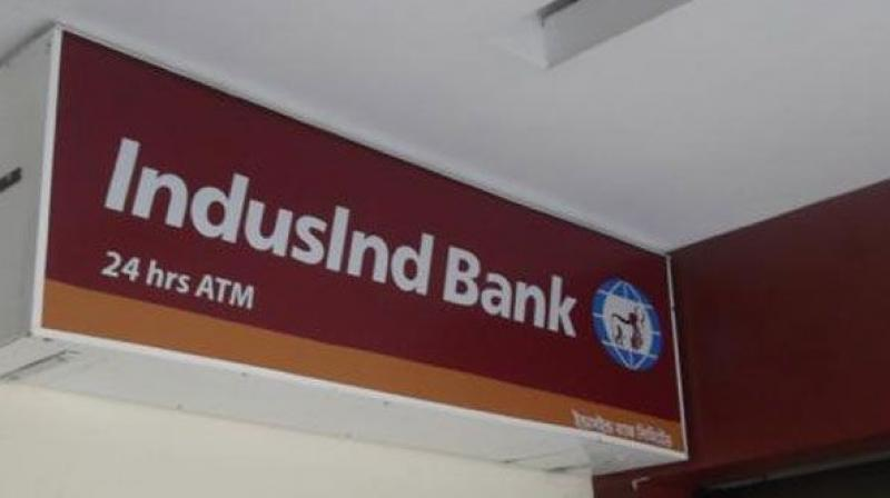 IndusInd Bank net up 26% at Rs 704 cr