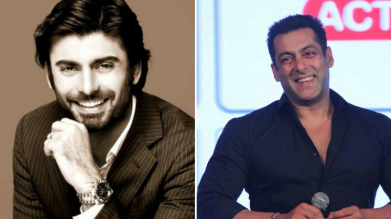 Fawad Khan to star in Salman Khan's production.