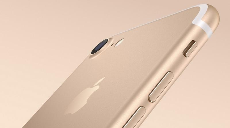 The new iPhone, which features a high-resolution camera and the option of a jet-black glossy finish but notably lacks the traditional analog headphone jack, is not revolutionary, analysts said.