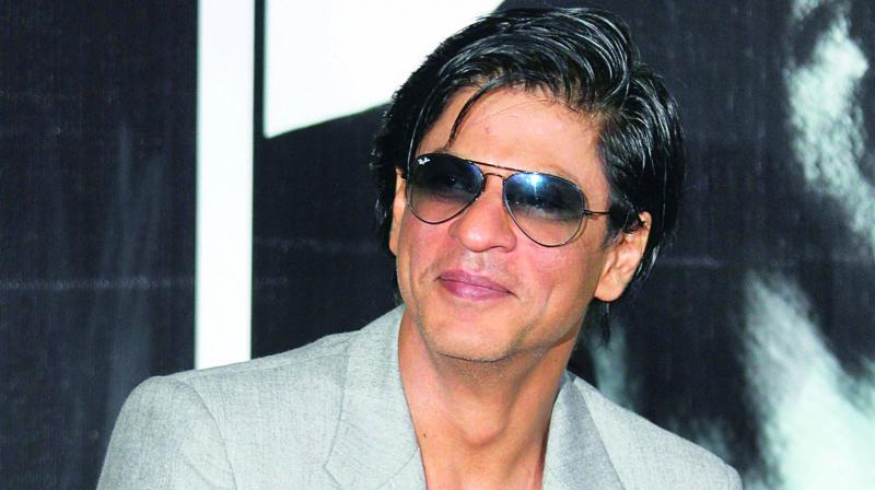 SRK won't play a part in it though; he is only producing the film.