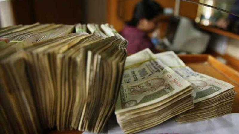 RBI loses cash chests in train robbery