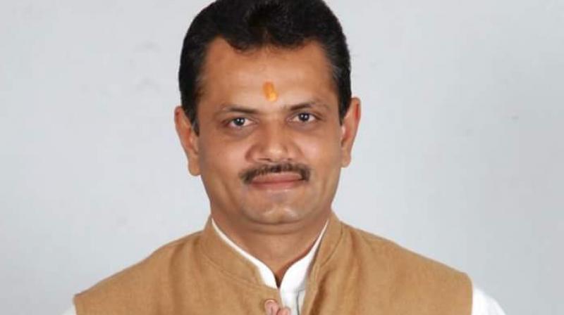 'નયા ભારત'ના નિર્માણ માટે ગુજરાત ભાજપ ''સંકલ્પ સે સિધ્ધિ'' કાર્યક્રમો યોજશે:વાઘાણી