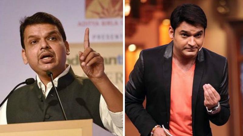 Comedian Kapil Sharma attacks Modi on Achche Din