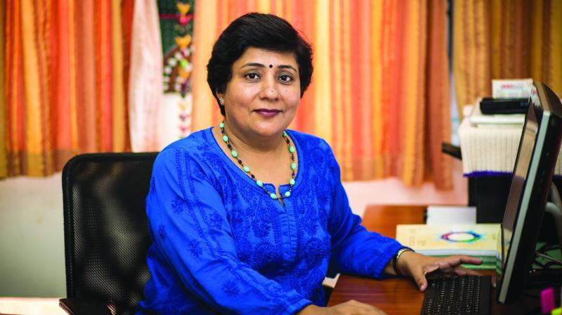 Ethical: Dr Kanchan K. Malik will be working with the State University of New York to develop a course in communications as well as work for the betterment of community radio.