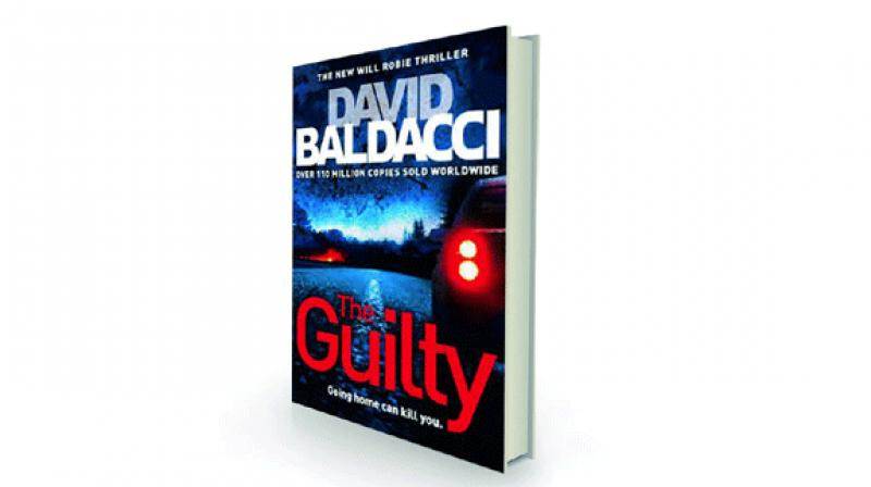 David Baldacci Guilty Audiobook - YouTube