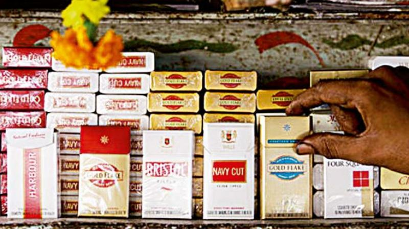 Pictorial warnings were being wrongfully equated with a ban on tobacco.