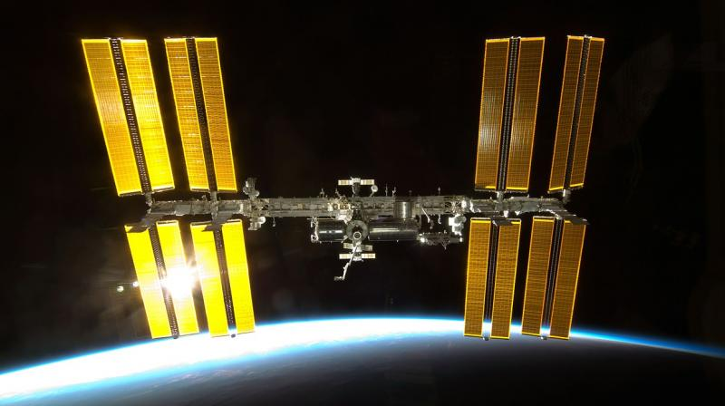 UFO Sighting At International Space Station NASA Challenged To Explain Yet Again