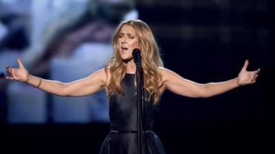 American pop star Celine Dion launches lifestyle brand