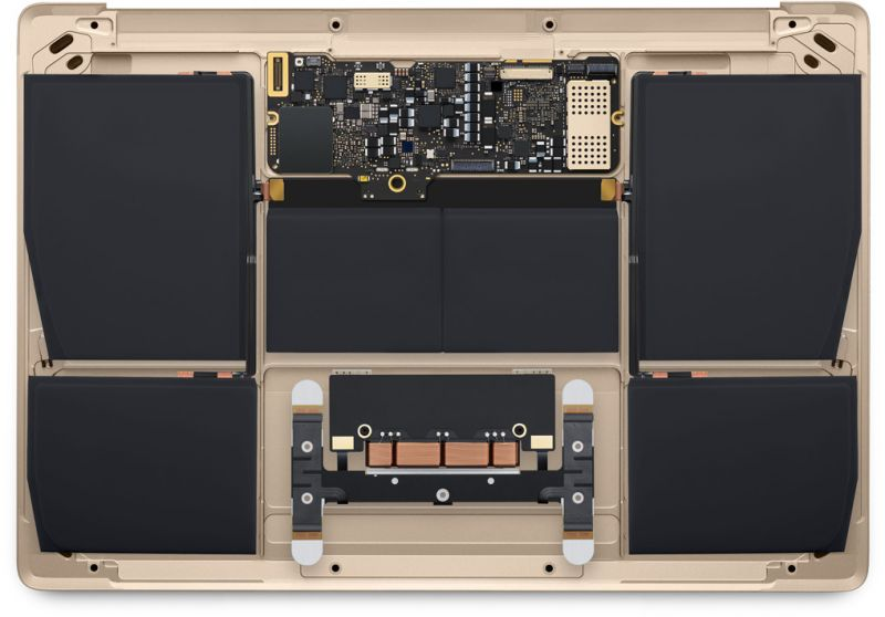 technology in other news  apple s new macbook with processor battery but disappoints